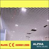 Aluminum False Decoratived Grid Ceiling Metal Suspended Cell Ceiling