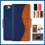 Folio Flip Stand Leather Card Case for iPhone 6s