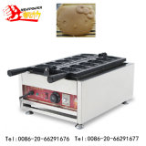 Hot Sale 6 Slices Cartoon Waffle Making Machine