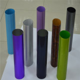 Electroplating Rigid PVC Color Sheet Roll for Drum Wrap Packaging