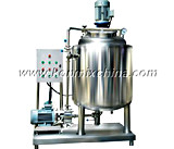 Vacuum Mixing Tank for Liquid Storage or Mixing Process