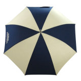 Dripless Windproof Fiberglass Sun Straight Golf Umbrella (KZD-9212)