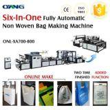 Non Woven Vest Bag Making Machine