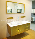 1.2 Meter Golden Bathroom Vanity