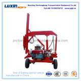 Photovoltaic Pile Driver Guard Rail Post Driver Machine