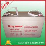 12V 100ah Solar Deep Cycle Gel Battery for Solar PV System