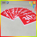 Color Foam Sheet Digital Advertising Display Notice PP Board