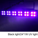UV LED Wall Washer Light/ Battery and Wireless UV Light/Black Light (CL-BPLUV24)