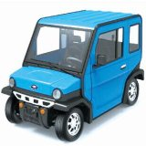 4 Seats Electric Car Utility Vehicle Lsv Low Speed Vehicle