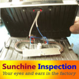 Electrical Products Inspection Services / Home Appliance Inspection/ Quality Control in Zhongshan /Guangzhou Shenzhen