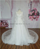 Sequinned Silhouette 2016 New Model Puffy Ball Gown Wedding Dress