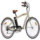 Pedal Assisted Beach Electric Bikes for Male