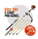 2 in 1 Professional Power Tools Multi-Function Garden Tools