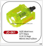Excellent Quality Transparent Bike Pedal Jd-061