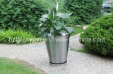 Fo-9045 Large Garden Stainless Steel Planter
