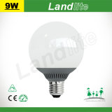 G95 Dimmable LED Bulb E27 with CE & RoHS (LED-G95D-9W)