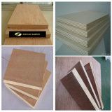 BB/CC Grade Okoume Plywood for Decoration