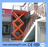 Hydraulic Scissor Wheelchair Lift