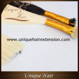Double Drawn Ash Blonde Nano Ring Hair Extensions