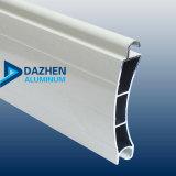 Powder Coating White Beige / Aluminium Profile Roller Shutter Garage Door