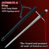 Handmade Medieval Swords with Scabbard 97cm Jot095cu-3