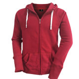 Full Zip-up Wholesale Pullover 80 Cotton 20 Polyester OEM Blank Hoodies