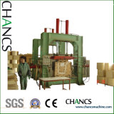 Radio Frequency Plywood Bending Press
