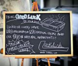 Shop Black Board for Menu