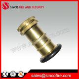 1-2.5 Inch Bsp Brass Spray Fire Nozzle