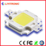 10W Bridgelux 45mil White Integrated COB LED Module Diode High Power LED