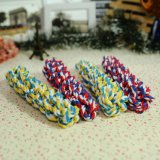 Wholesale Supplies Cheap Innovative Products Braided Dog Toy