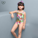 Top Quality Sublimation Lovely Kids Swimwear One Piece Beachwear