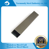 Mill Supply 201 Welded Stainless Steel Square Pipe for Construction