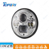 7inch 45W LED Driving Light for Harley Motorcycle