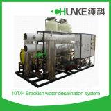 Salt Water to Drinking RO Water Machine / Desalination Plant Price