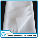Pet Chemical Bonding Nonwoven Fabric for Embroidered Nonwoven Interlining