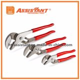 Straight Jaw with Cushion Grip Tongue Groove Adjust Joint Plier