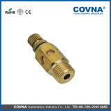 Psc Series Brass Flow Control Silencer Muffler