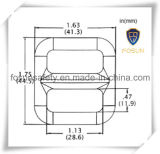 OEM Drop Forged Adjuster Buckle of Double Slotzinc Plating