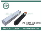 Compatible Toner Cartridge for Canon GPR-34/NPG 50/C-EXV 33