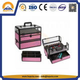 Beauty Makeup Case for Nail Polish and Lipstick (HB-2301)