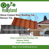 Stone Coated Metal Roofing Tile (Roman Type)