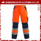 Wholesale Men's Hi Vis Navy Cargo Pants