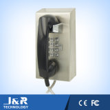 Vandal Resistant Telephone, Analog/IP/SIP Prison Phone, Public Emergency Telephone