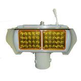 Amber Solar Warning Light for Street Crossing Use