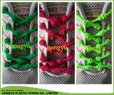 Triathlon Elastic Laces with Knots No Tie Elastic Shoelaces, Knotted Elastic Shoelaces