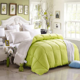 Queen King Full Cheap Plain Polyester Filling Duvet Quilt