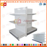 New Customized Metal Supermarket Gondola Shelving Unit (Zhs284)