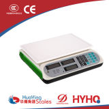 LCD Display Electronic Price Digital Scale 3-40kg (ACS-810)