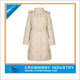 Long Length Women Winter Duck Down Jacket